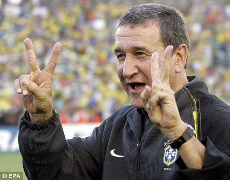 Carlos Alberto Parreira World Cup winning Brazil boss Parreira in the running for