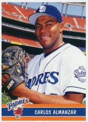 Carlos Almanzar Carlos Almanzar Baseball Statistics 19942009