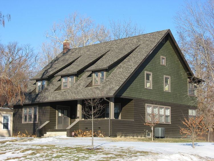 Carlos and Anne Recker House
