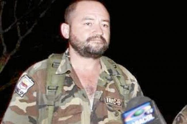 Carlos Antonio Lozada Alias 39Carlos Lozada39 habra muerto en bombardeos en Meta