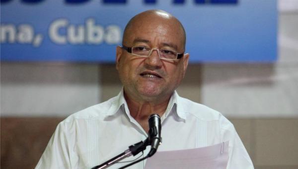 Carlos Antonio Lozada FARC culpan al gobierno colombiano por quotescalamientoquot del