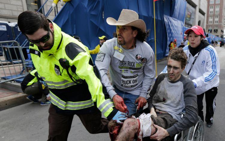 Carlos Arredondo The Man In the Cowboy Hat Boston Marathon Hero Carlos