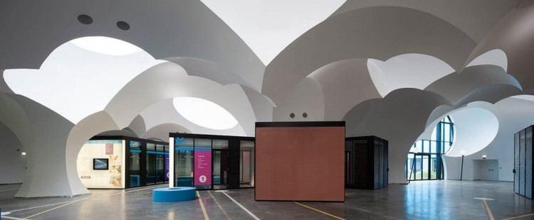 Carlos Arroyo (architect) oostcampuscarlosarroyo09jpg