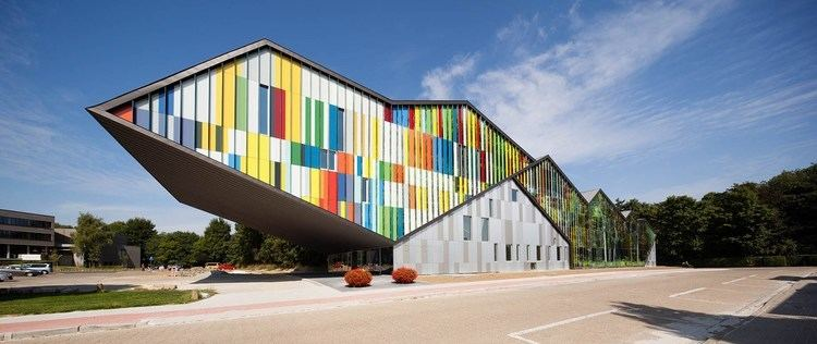 Carlos Arroyo (architect) Academie MWD by Carlos Arroyo Architects YouTube