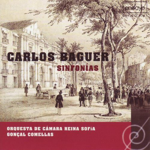 Carlos Baguer Carlos Baguer Sinfonas Gonal Commellas Songs Reviews