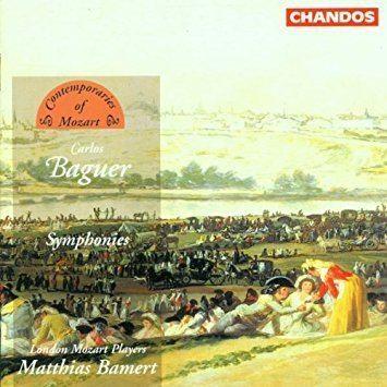 Carlos Baguer Carlos Baguer Matthias Bamert London Mozart Players Baguer 4