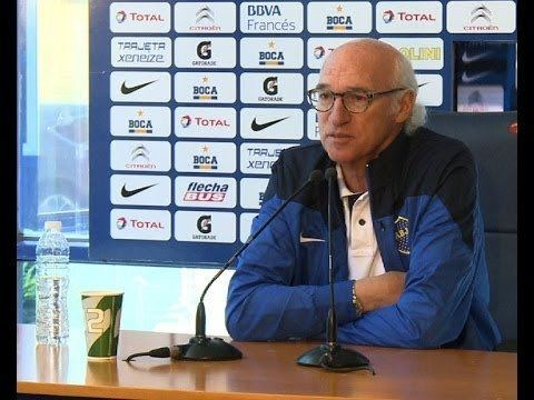 Carlos Bianchi Portrait of an iconic manager Carlos Bianchi Footie Central