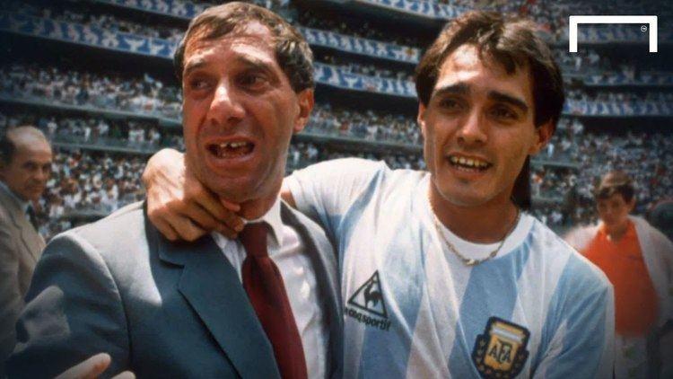 Carlos Bilardo Carlos Bilardo 39Maradona39s goal was beautiful39 World
