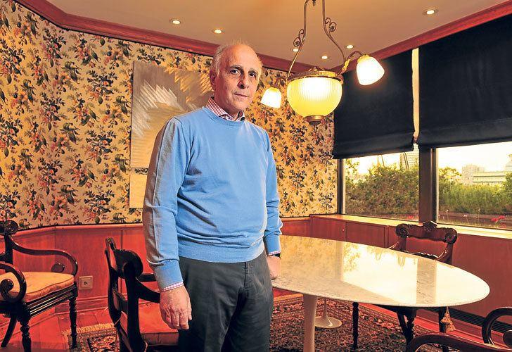 Carlos Bulgheroni Perfil Muri Carlos Bulgheroni miembro de la familia ms rica de