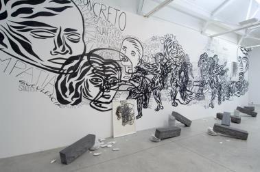 Carlos Capelán turbulence 3rd Auckland Triennial Artists Calos Capelan