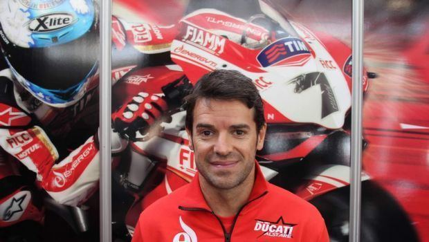 Carlos Checa Carlos Checa ready to return to action for Donington Park
