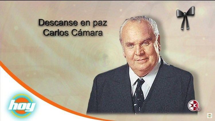 Carlos Cámara Fallece Carlos Cmara Hoy YouTube