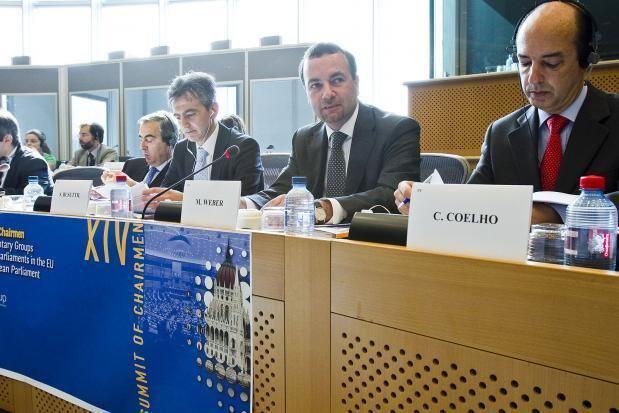 Carlos Coelho Carlos COELHO MEP EPP Group in the European Parliament