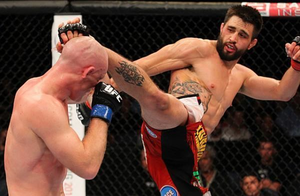 Carlos Condit Carlos Condit Avenges 2009 Defeat Stops Martin Kampmann in UFC