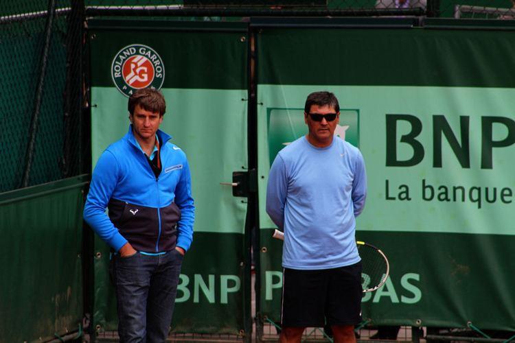 Carlos Costa (tennis) Carlos Costa and Toni Nadal Flickr Photo Sharing