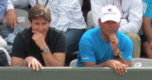 Carlos Costa (tennis) Carlos Costa amp Toni Nadal Flickr Photo Sharing
