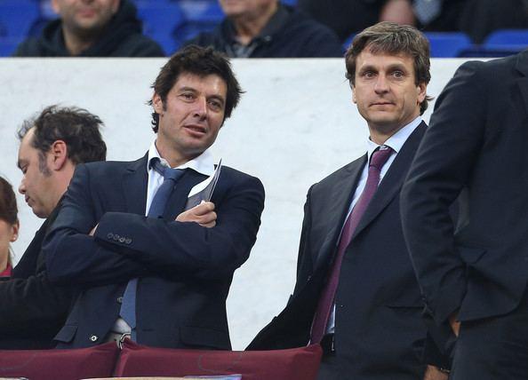 Carlos Costa (tennis) Sebastien Grosjean Pictures Attendees Watch the FC