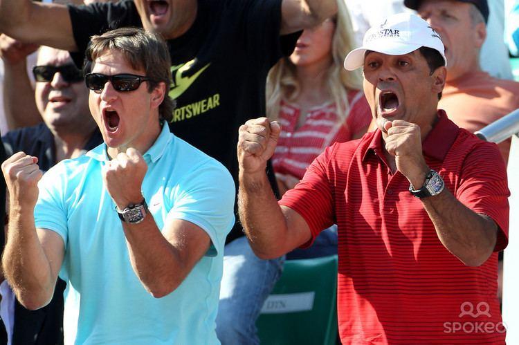Carlos Costa (tennis) Carlos Costa Tennis Pro Pics Videos Dating amp News