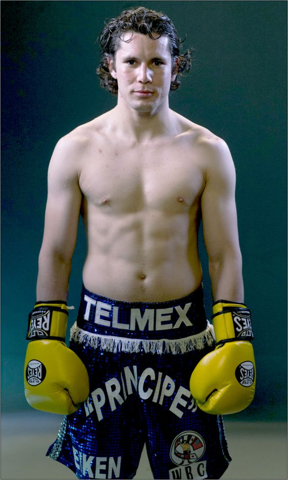 Carlos Cuadras World Boxing Council