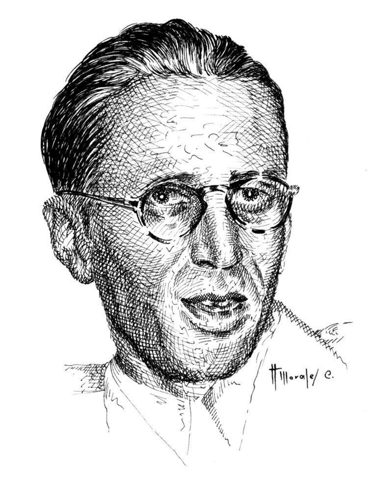 Carlos Delgado Chalbaud Caricatura a Carlos Delgado Chalbaud ingeniero militar y politico