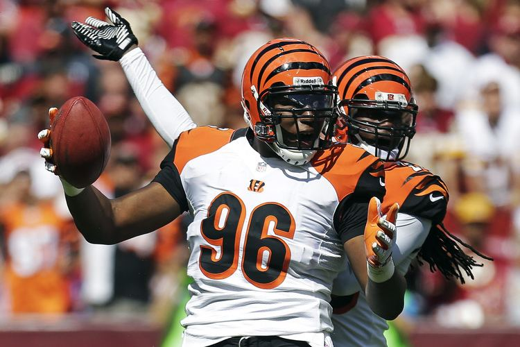 Carlos Dunlap Nelson Dunlap join former rivals to boost Bengals