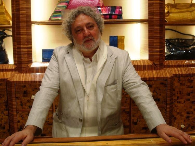 Carlos Falchi Carlos Falchi Celebrates 30 Years at Bergdorf39s Snob