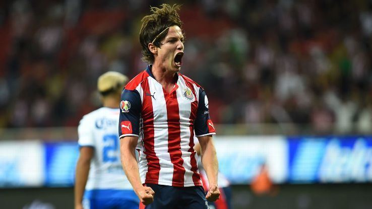 Carlos Fierro Chivas Carlos Fierro caps thrilling comeback in 93rd minute Club
