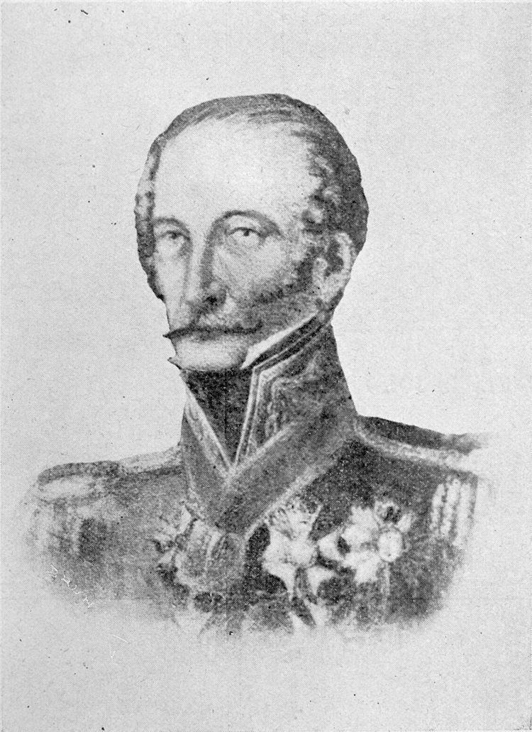 Carlos Frederico Lecor, Viscount of Laguna