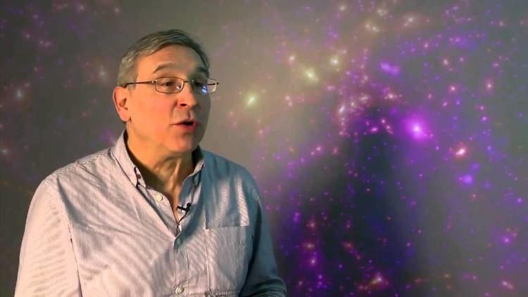 Carlos Frenk Carlos Frenk Dark Matter exhibit at the Royal Society