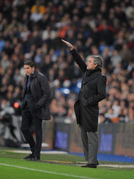 Carlos Garrido Jose Mourinho and Juan Carlos Garrido Photos Real Madrid