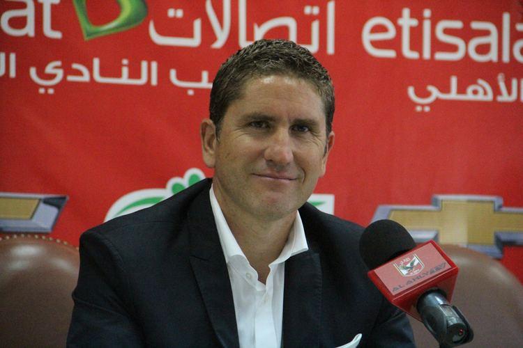 Carlos Garrido Juan Carlos Garrido JUAN CARLOS SIGNS WITH EGYPT39S AL AHLY