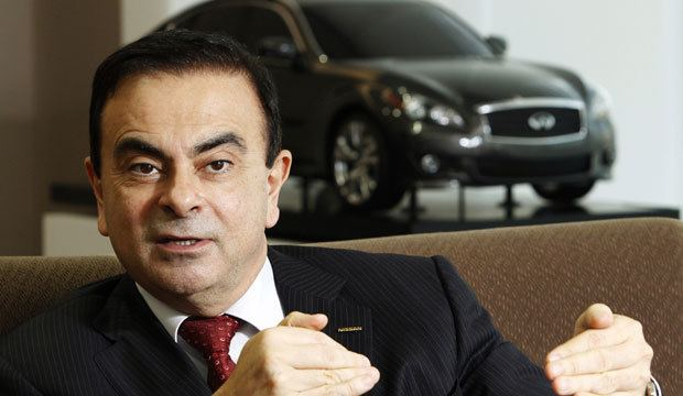 Carlos Ghosn Carlos Ghosn Biography Pictures and Facts