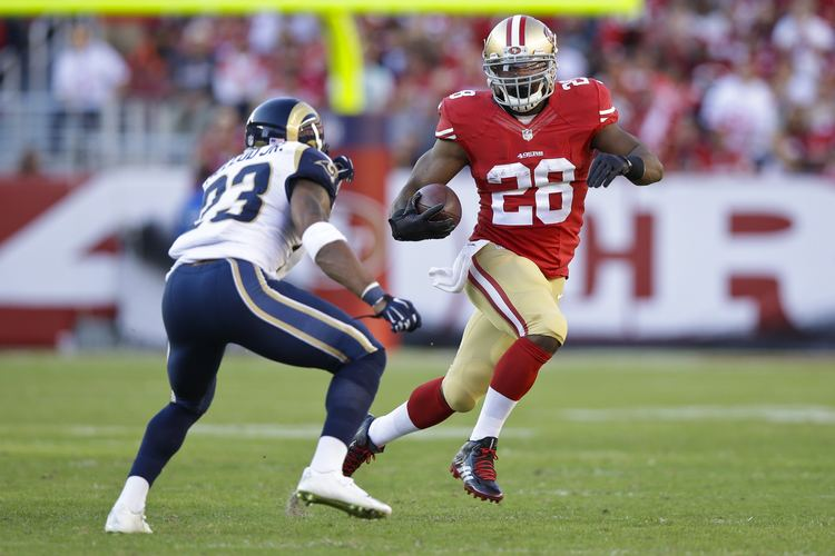 Carlos Hyde 49ers film room Why Carlos Hyde will start at running back