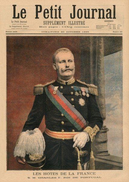 Carlos I of Portugal xir698867jpg