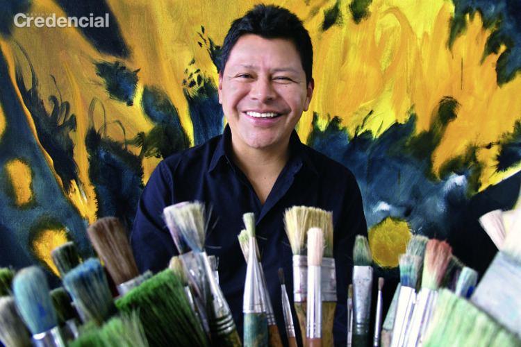 Carlos Jacanamijoy Carlos Jacanamijoy b1964 Colombian painter Colombian Artists