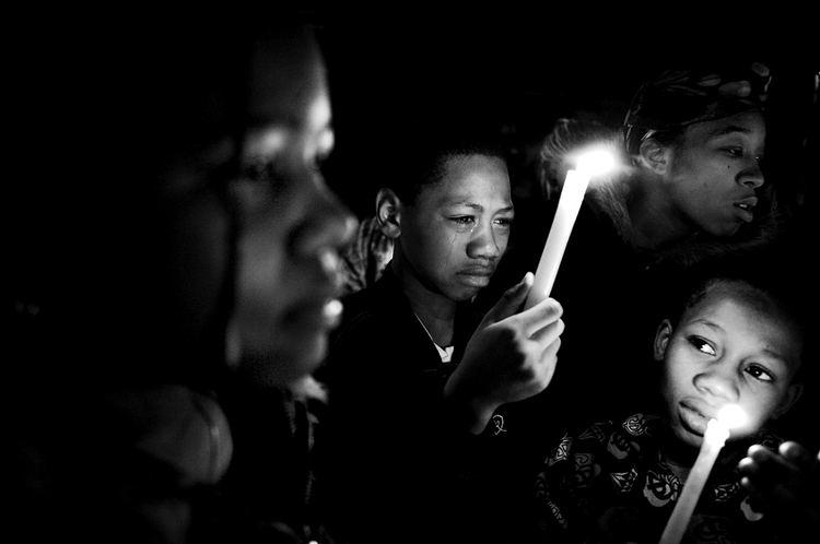 Carlos Javier Ortiz Carlos Javier Ortiz We All We Got examines youth violence in