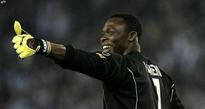 Carlos Kameni Cameroon39s Carlos Kameni The Most Underrated Goalkeeper in LaLiga
