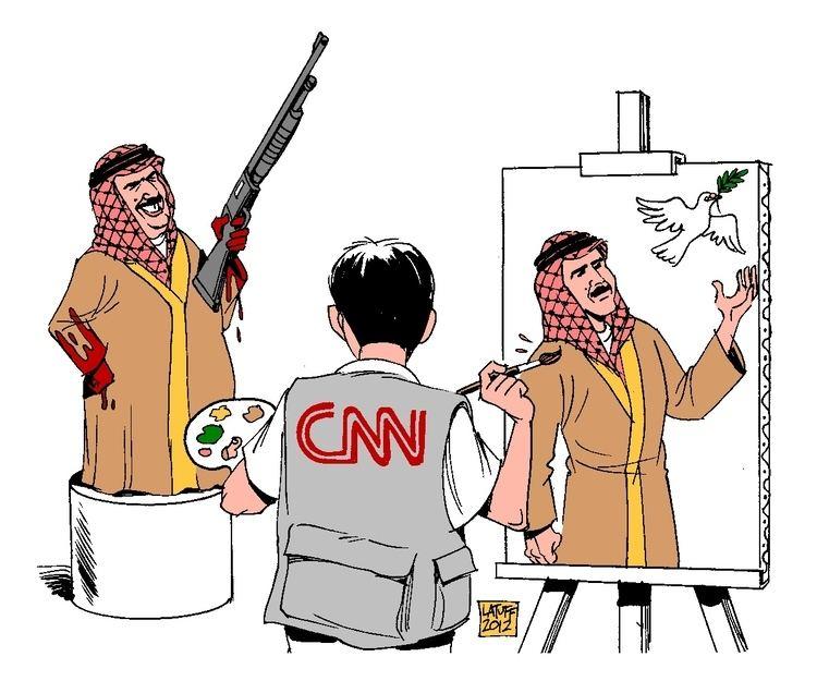 Carlos Latuff 00 Carlos Latuff CNN Whitewashing Bahrain Dictatorship