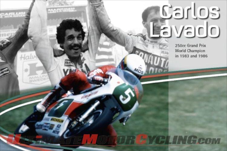 Carlos Lavado Yamaha MotoGP Snapshot Carlos Lavado