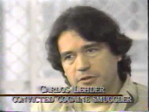 Carlos Lehder 1990 39Primetime Live39 Promo Diane Sawyer Interviews