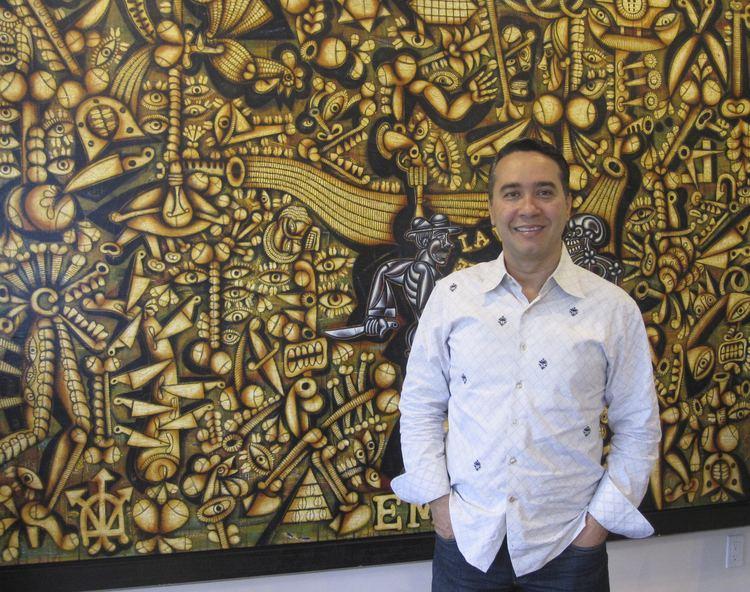 Carlos Luna INTERVIEW WITH CARLOS LUNA ARTSMANIA