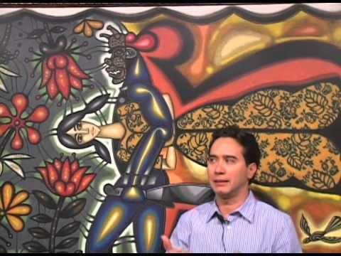 Carlos Luna (artist) Carlos Luna Museum of Latin American Art YouTube