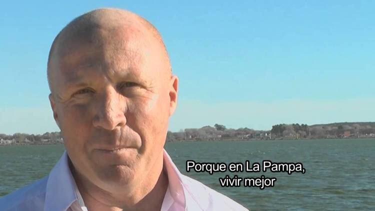 Carlos Mac Allister Colo Mac Allister La Pampa nos une YouTube
