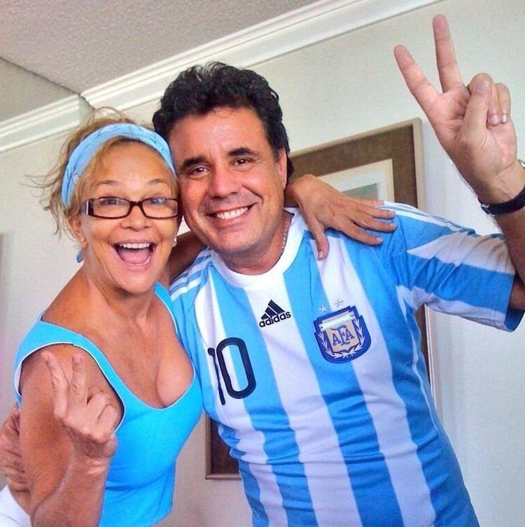 Carlos Mamery Yolandita Monge culpa a revista por la muerte de Topy