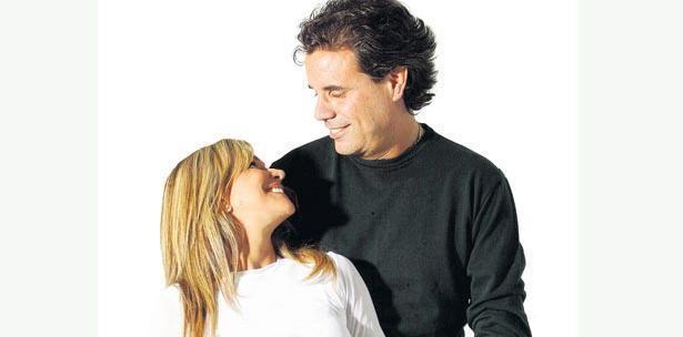 Carlos Mamery Yolandita Monge y Carlos Topy Mamery Un amor de pelcula
