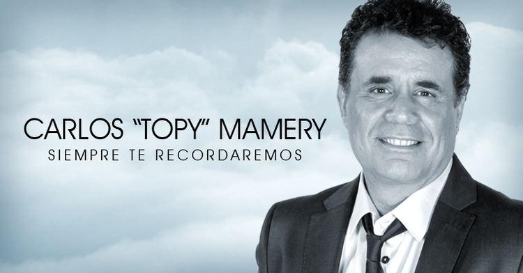 Carlos Mamery Fallece el productor Carlos 39Topy39 Mamery Zeta 923