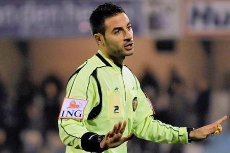 Carlos-Manuel Alho Guerreiro Football ce soir CarlosManuel Alho Guerreiro va siffler son