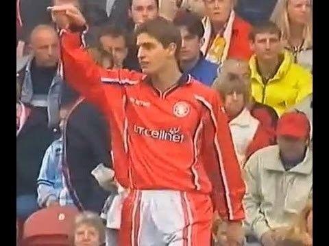 Carlos Marinelli Boro v Watford 199900 CARLOS MARINELLI YouTube