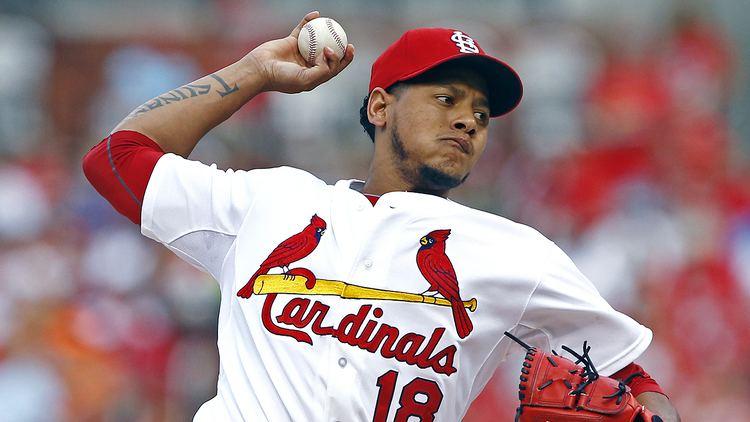 Carlos Martínez (pitcher, born 1991) Carlos Martinez is the ace of Cardinals staff MLBcom