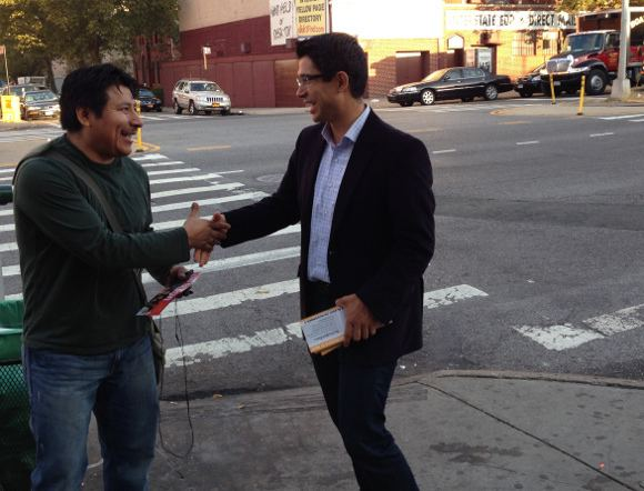 Carlos Menchaca Young Political Hungry Carlos Menchaca Dishes Open City